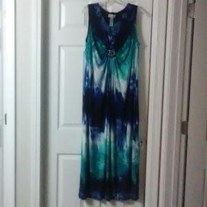 Catherines long sleeveless dress
